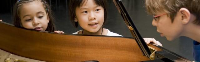 Lenguaje Musical a partir de 6 años de edad en cedam musica