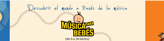 Talleres de musica para bebes en Madrid en cedam musica