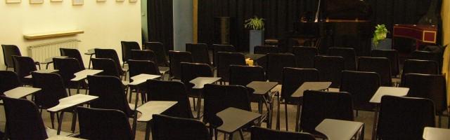 Clases de música para adultos | pruebas de acceso a conservatorios | Salón de Actos Cedam