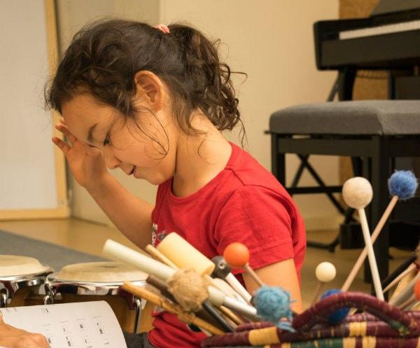 clases de iniciacion de musica para niños