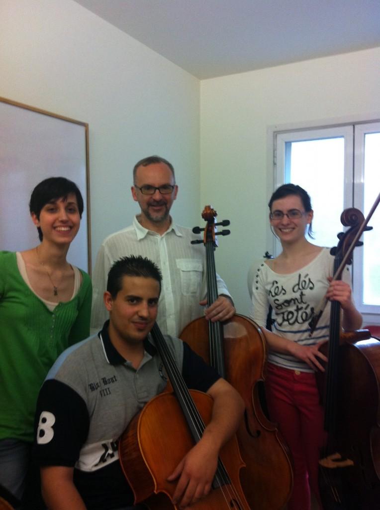 Clases magistrales para músicos