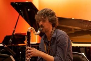 Juan Luis Ramírez, profesor de clarinete y saxofón en el curso de verano cuerdas al aire