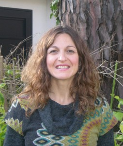 Silvina Mairet, profesora de canto y exploración sonora en el curso de verano cuerdas al aire
