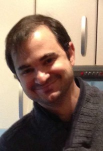Federico Calcagno, profesor de improvisación instrumental en el curso de verano cuerdas al aire