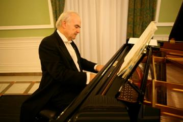 clases magistrales de piano con Guillermo González | Cedam