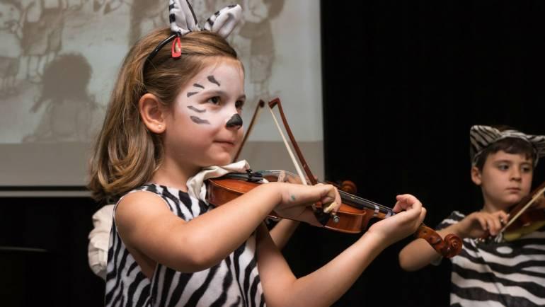 Clases de Instrumento para niños