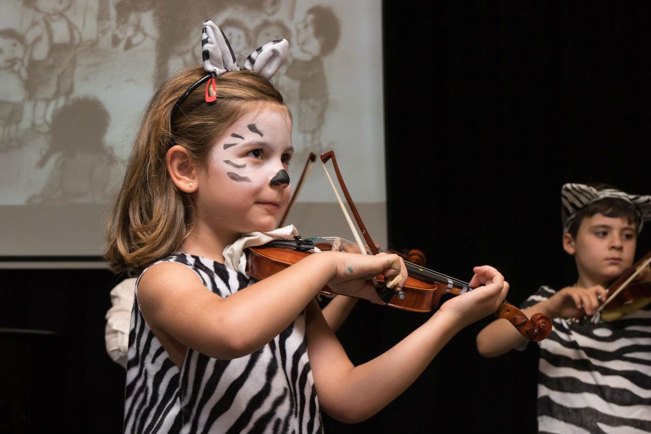 metodo Suzuki violin