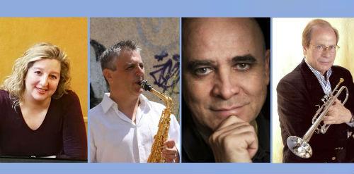 Novedades en nuestras clases magistrales de música: Mariana Gurkova, Joaquín Franco, Justo Sanz y Enrique Rioja