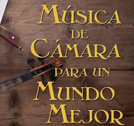 Concierto solidario «Música de Cámara para un Mundo Mejor»