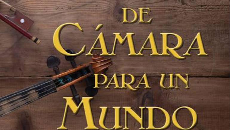"""Concierto solidario """"Música de Cámara para un Mundo Mejor"""""""